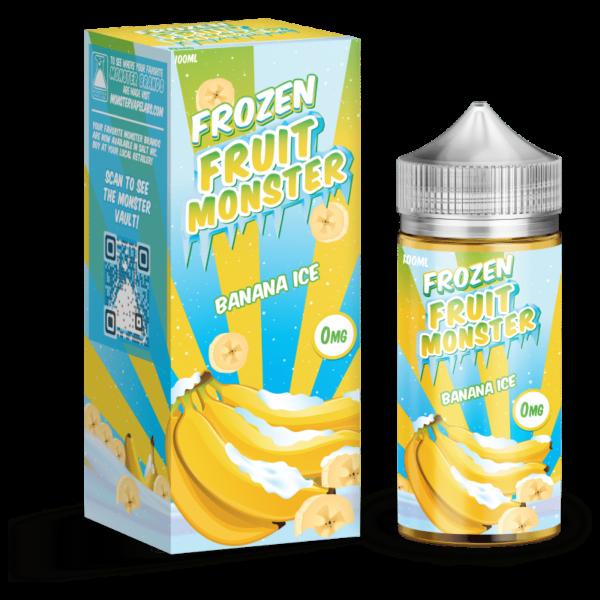 Banana Ice Frozen Fruit Monster