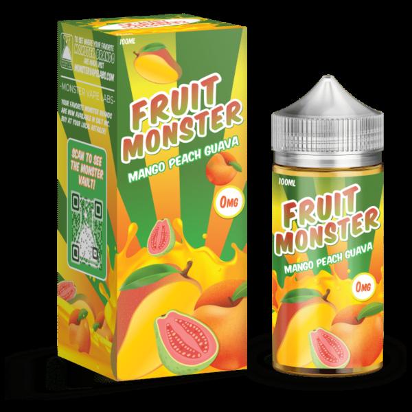 Mango Peach Guava Fruit Monster