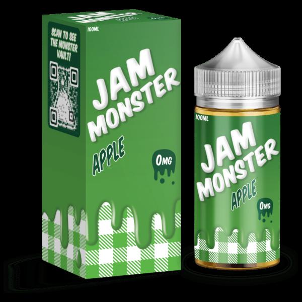 Apple Jam Monster