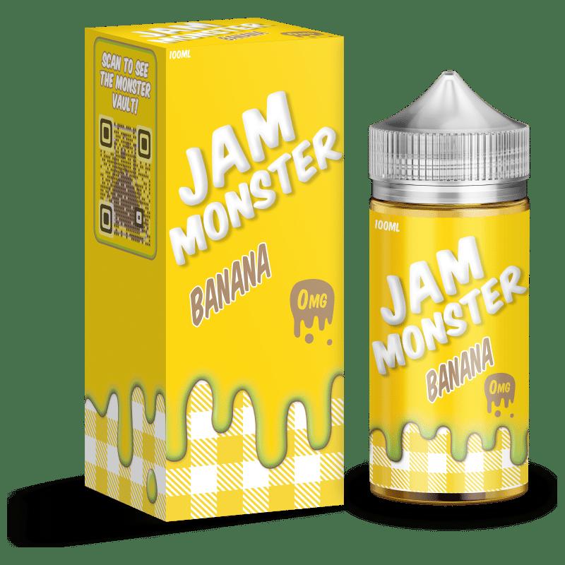 Banana Jam Monster