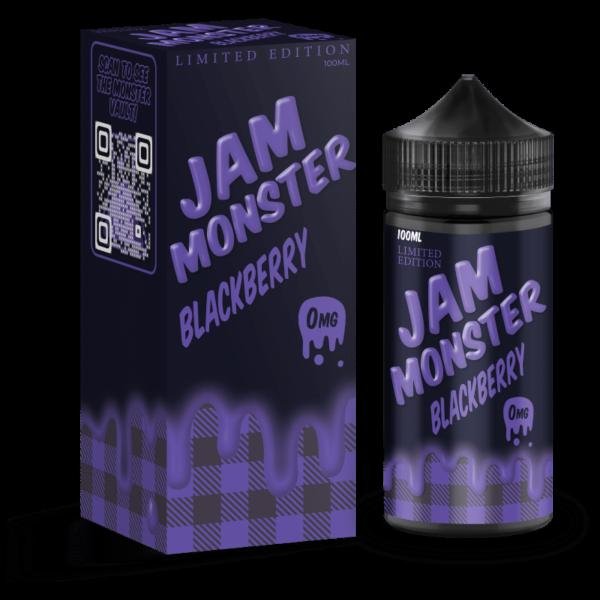 Limited Edition Blackberry Jam Monster