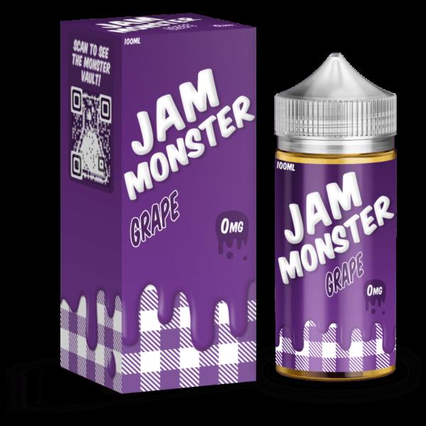 Grape Jam Monster
