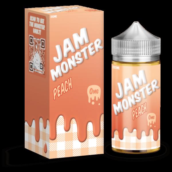 Peach Jam Monster