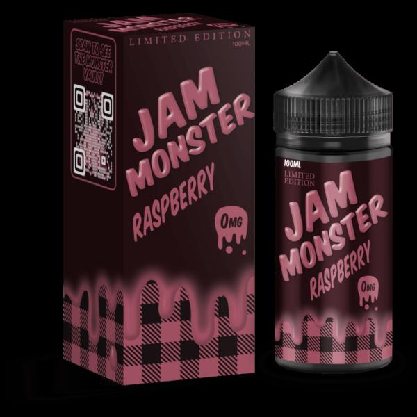 Limited Edition Raspberry Jam Monster