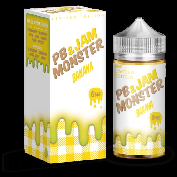 Banana PB & Jam Monster