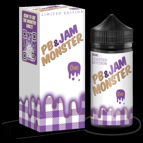 Grape PB & Jam Monster
