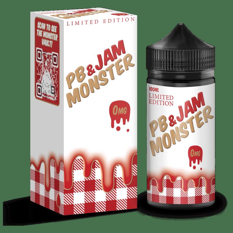Strawberry PB & Jam Monster