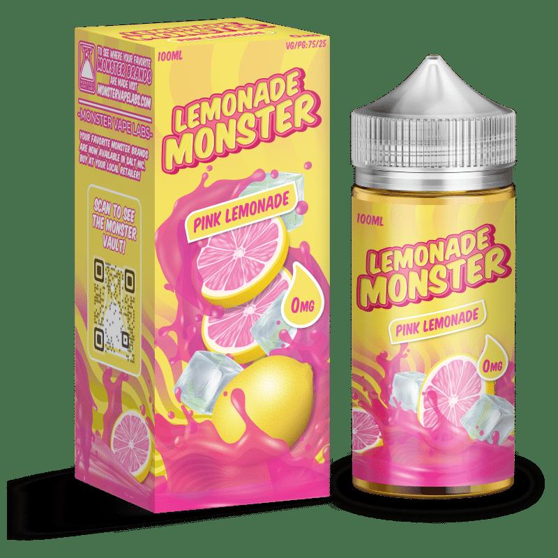 Pink Lemonade Monster