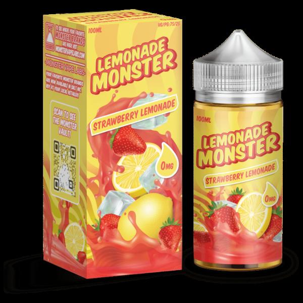Strawberry Lemonade Monster