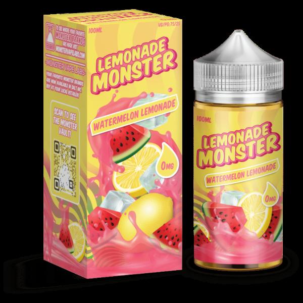 Watermelon Lemonade Monster