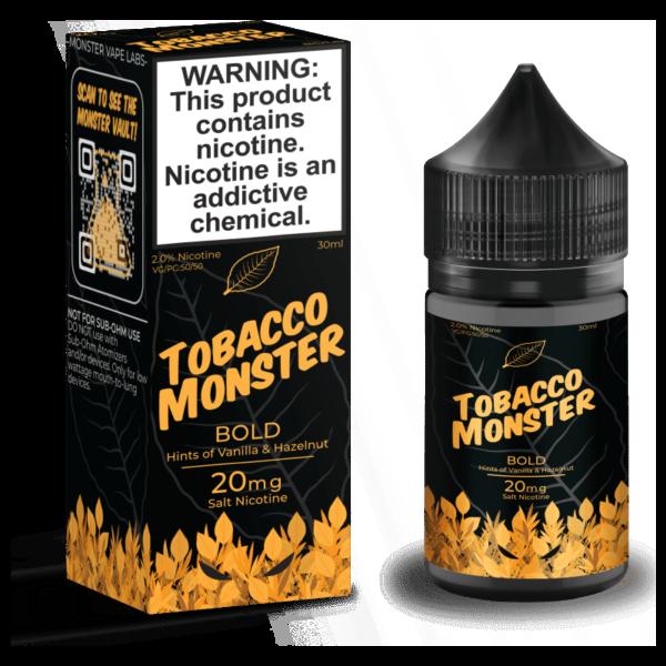 Bold Tobacco Monster Salt Nic