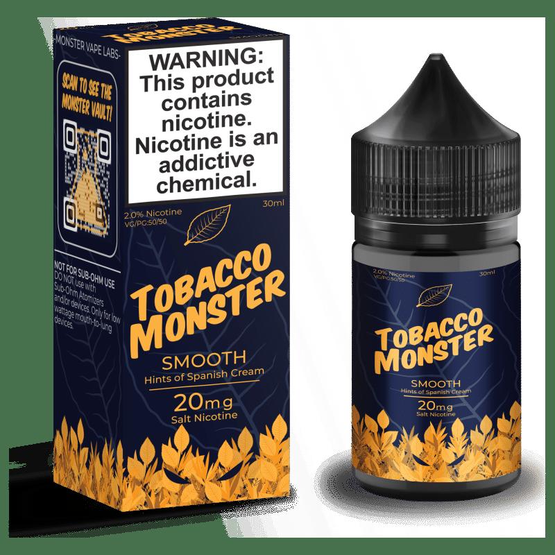 Smooth Tobacco Monster Salt Nic